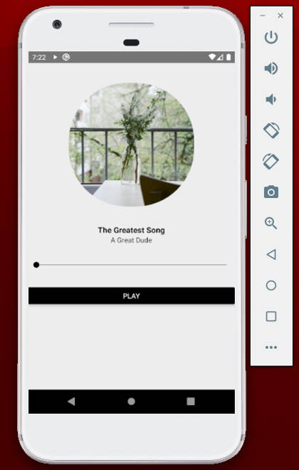 Building a Music Player App Using React Native Hooks (2021) 1