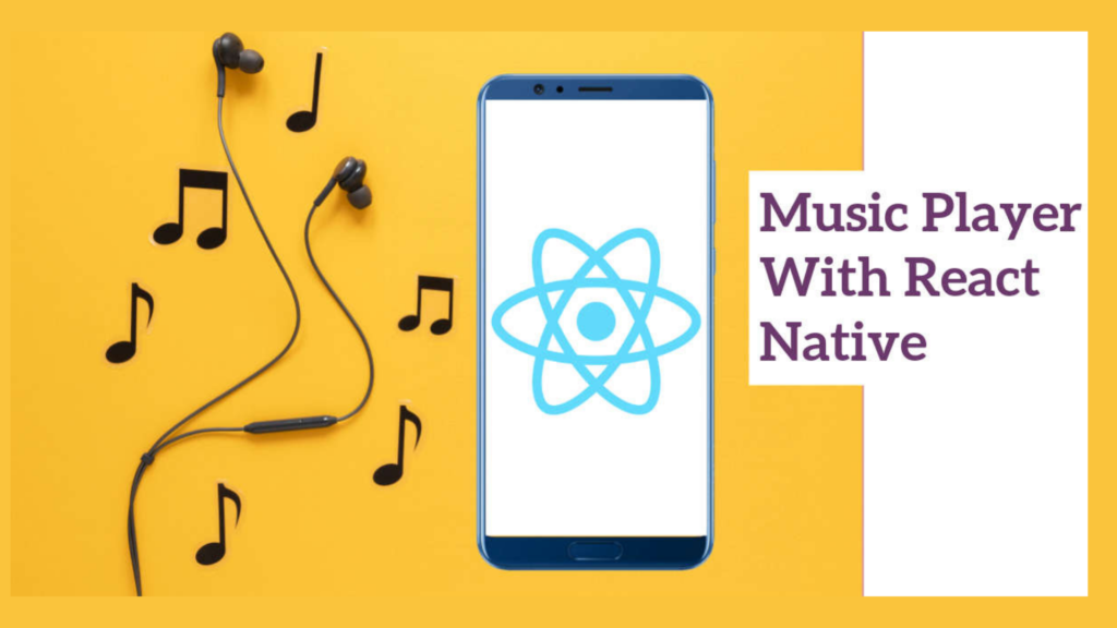 Music Player React Native Project by Rohan Bhatia